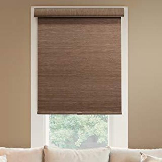 CHICOLOGY Deluxe Free-Stop Cordless Roller Shades No Tug Privacy Window Blind