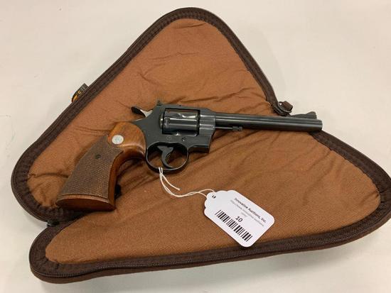 Colt Trooper .357 Mag. Revolver