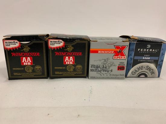 Appox. 2.5 Boxes Of .410 Ammo