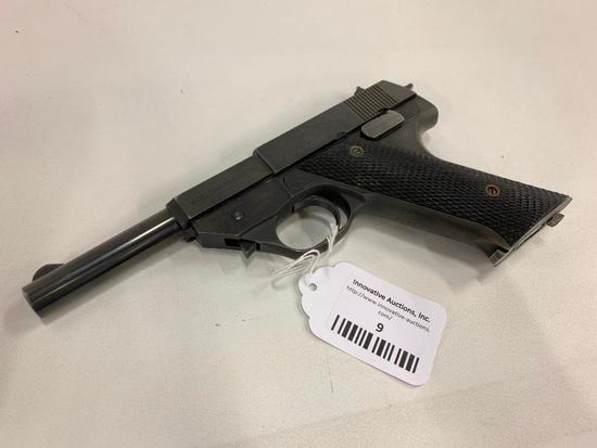High Standard Model G 380 Pistol W/1 Clip
