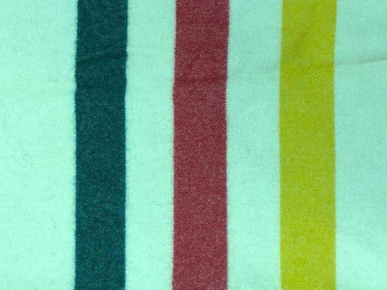 Wool Blanket By Pearce Woolrich, PA