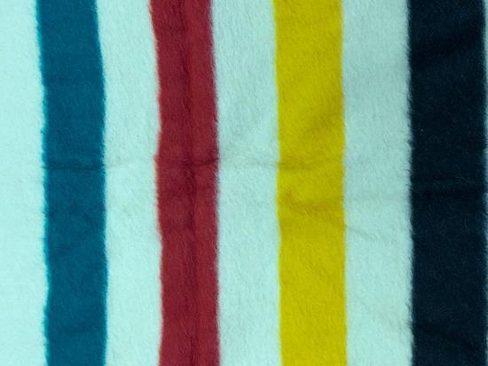 Wool Blanket Made In England 100% Wool. Hudson's Bay Point Blanket.