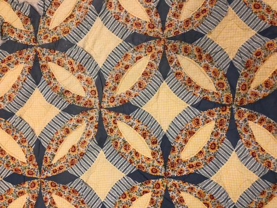 Traditional Design Quilt