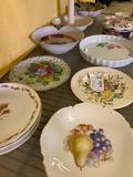 Good Shelf Of Porcelain