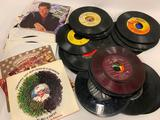 Appox. (50) Older 45 RPM Records