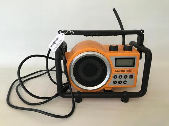 Sangean AM-FM Radio