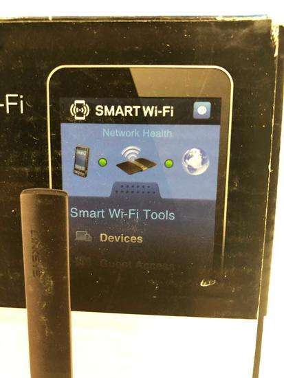 Linksys AC 1200+ Dual Band Smart WiFi Gigabit Router