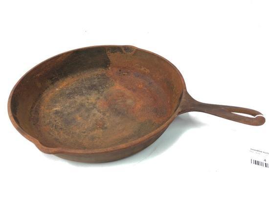 Antique Cast Iron Skillet