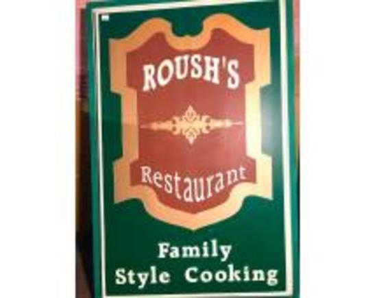 Roush's Restaurant Equipment Auction