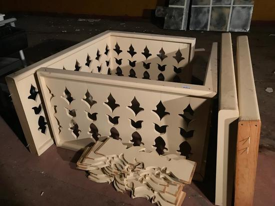 Wooden Decorator Panels