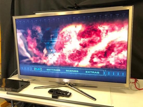 Samsung 55 Inch, Model UN55CB8000XF, Flat Screen Television