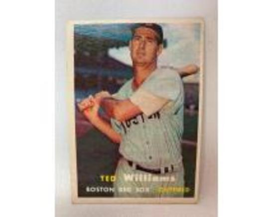 50's & 60's Baseball & Football Cards!