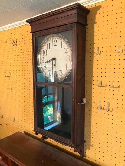 Sessions Wall Regulator Clock