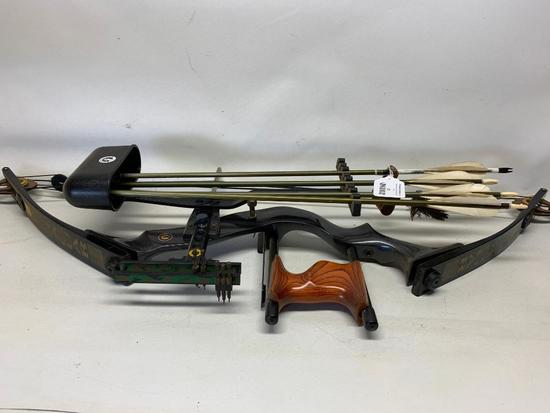 "Martin Archery ""Magnum"" Compound Box W/Arrows"