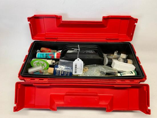 Toolbox W/Bowhunting Accessories