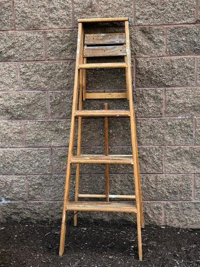 Five Foot Step Ladder