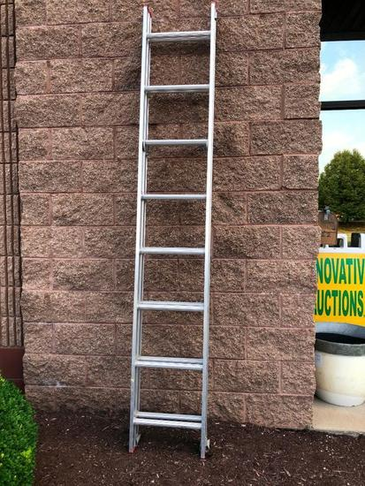 16 Foot, Werner Extension Ladder