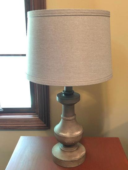 (2) Matching Decorator Table Lamps W/Shades