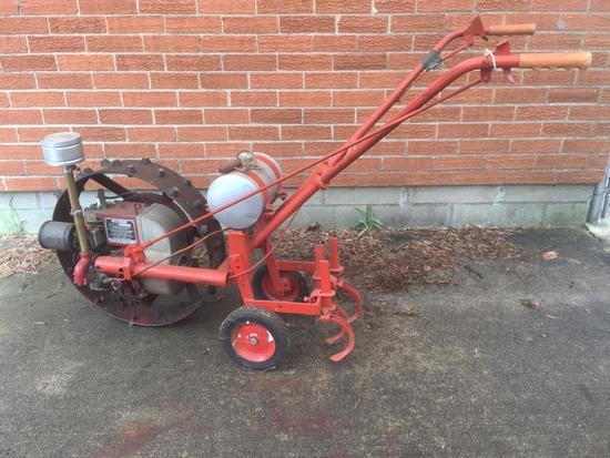 Original Roto-Tiller Suburbanite Tractor