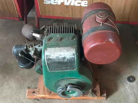 Wisconsin, Model AKS, Gas Motor