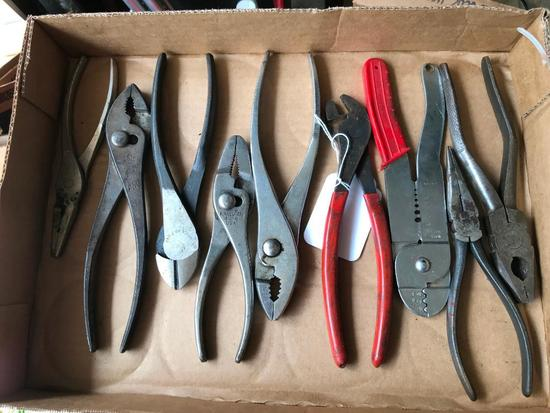 Larger Group Of Pliers