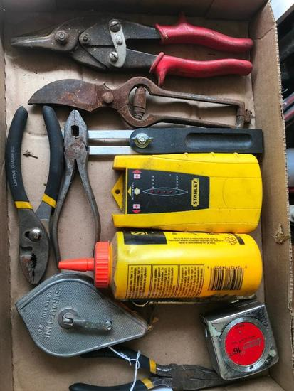 Group Of Misc. Tools!