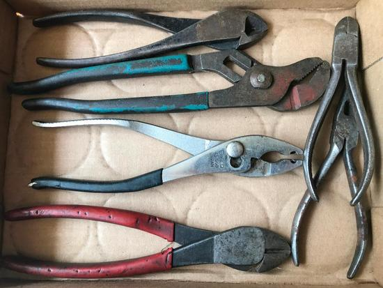 Another Nice Group Of Pliers