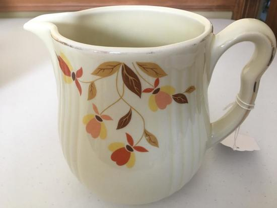 "Hall's ""Autumn Leaf"" Pitcher"