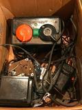 Vintage Lionel Transformers, Parts and Pieces
