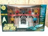 1993 Paramount Pictures, Classic Star Trek, Collector Figure Set from Original Show