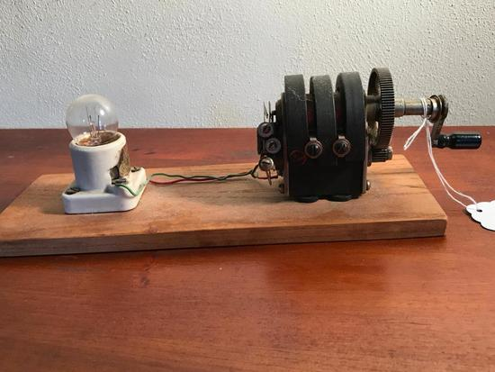 Unusual Electrical Device