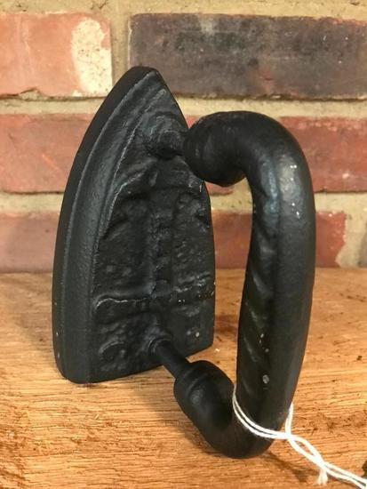 Antique Cast Iron Sad Iron