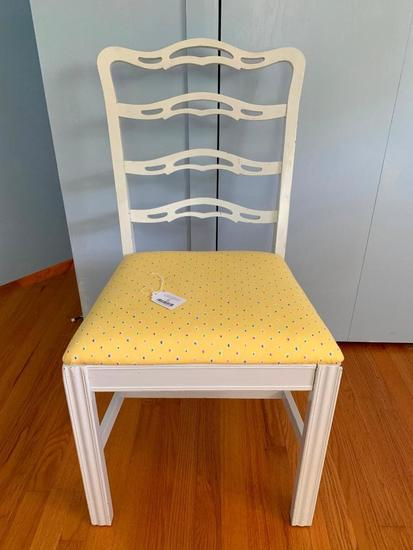 Side Chair W/Padded Seat
