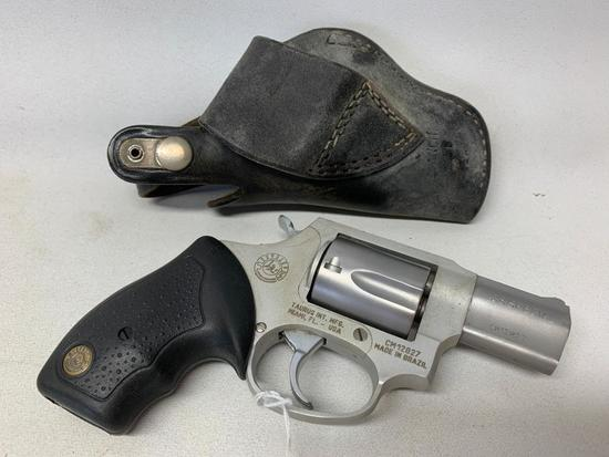 Taurus 856 Ultra Lite .38 Special Revolver W/Holster