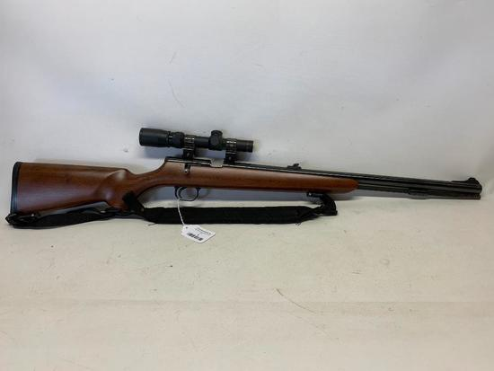"Thompson Center Arms ""Thunder Hawk"" In-Line Muzzleloader W/Simmons Scope Shoots .50 Cal. Ammo"