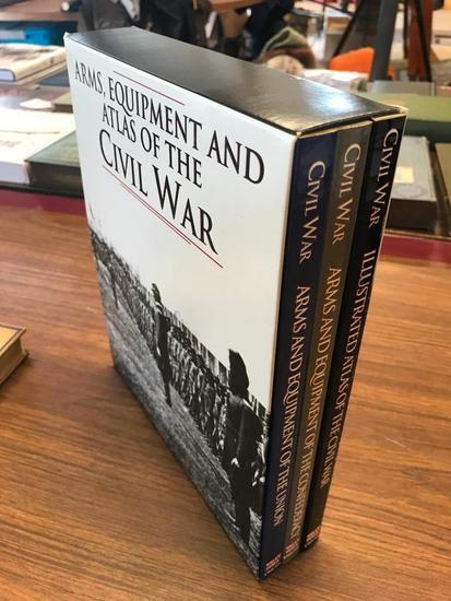 Tally Hall Press Set of Three Civil War Reference Books