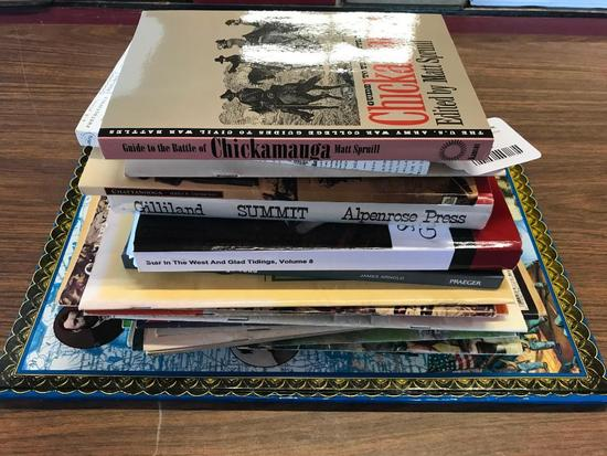 25 Reference, Historical and More Books on the Civil War and Battles