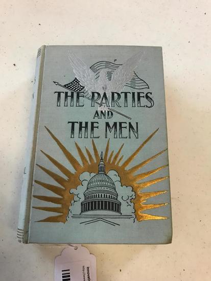 1896 The Parties of Men Book