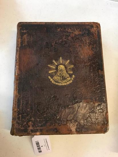 1850 Holy Bible, Old and New Testaments