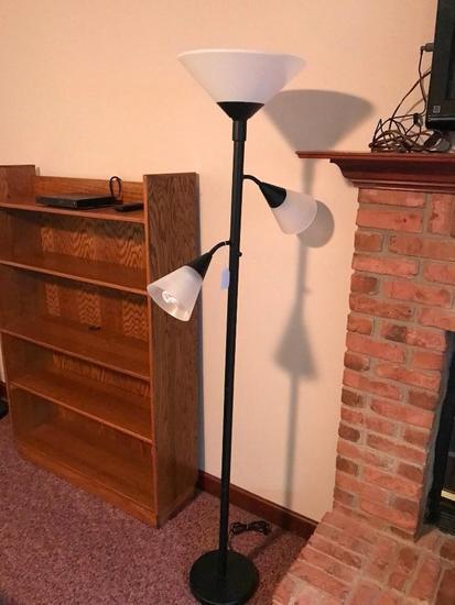 Contemporary Torchierre Floor Lamp
