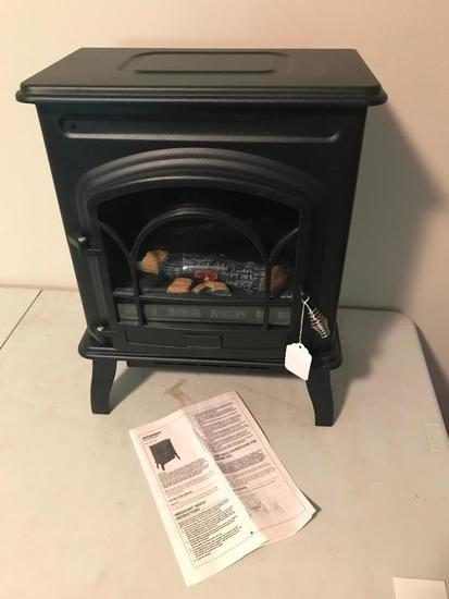 Sylvania Electric Stove Heater