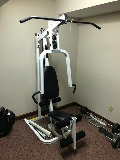 Bio-Dyne Home Gym Station