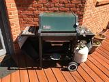 Weber Gas Grill W/Cover