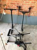 (3) Bike Carriers