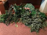 Large Group Of Greenery, Flowers, & Similar Foliage