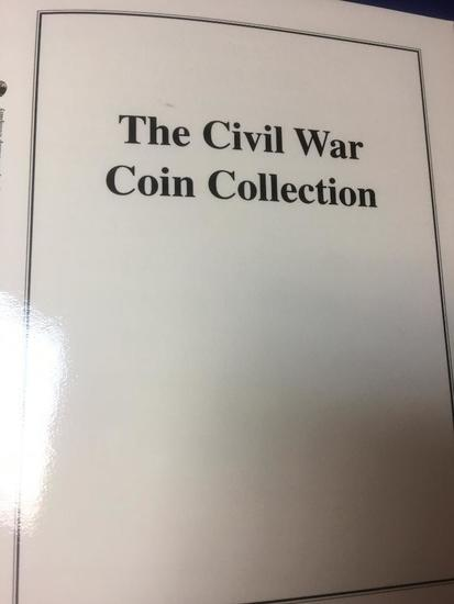 Mystic Stamp Company , Civil War, Half Dollar Coin Collection