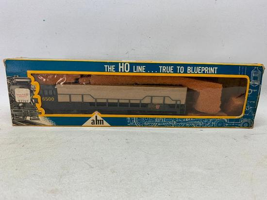 Vintage AHM HO Scale P.R.R. GE Diesel Locomotive In Box