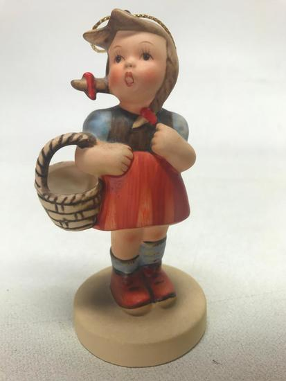 "1984 Schmid ""Little Shopper"" Figurine"