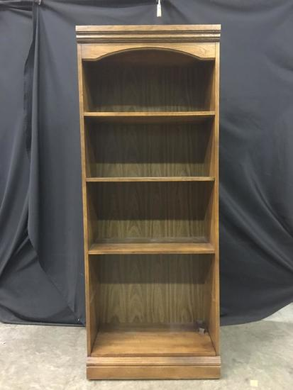 Adjustable Shelf Bookcase-Nice Quality!
