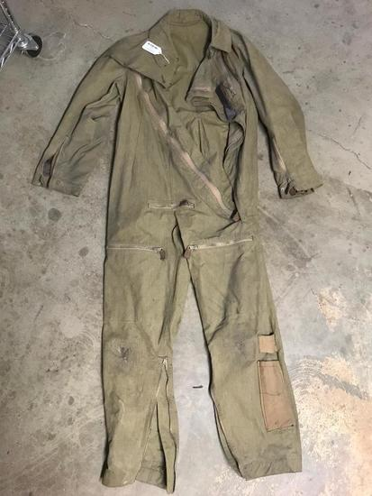 WW II German Flight Coveralls